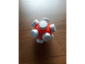 Geocache Container dodecahedron