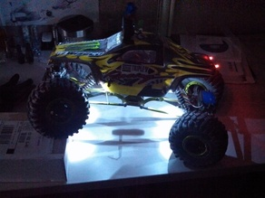 Exceed Maxstone 10 LED Rock Light Bar