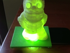 Light Emitting Gnome