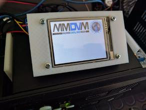 """Simple NEXTION 2.8"""" LCD CASE DISPLAY"""