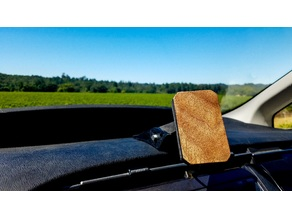 Phone Mount for a Car