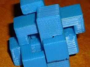 Love's Dozen burr puzzle
