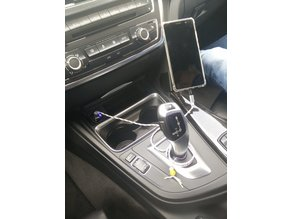 Magnetic Phone Mount for BMW 320 2013 F31