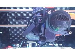 Anet A8 E3D V6 Bowden MODULAR 40mm Fanduct