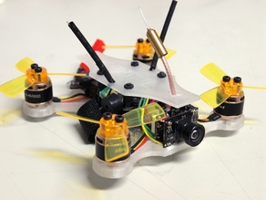 Brushless Whoop 95