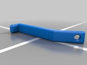 Stratasys dimension Uprint se plus print head cover removal tool