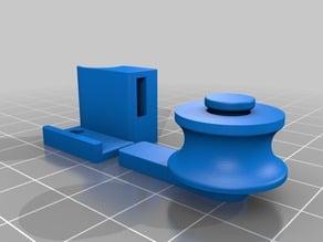 Ender 3 pro Roller of Filament