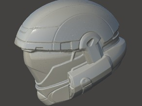 ODST Helmet for 28mm figurine