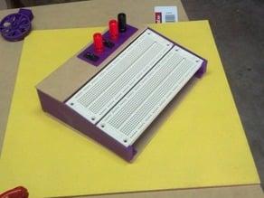 Parametric Breadboard Workstation