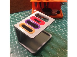 Modular Pliers Holder