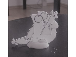 Simon's Cat Figure