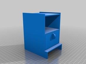 Carthago Compactline 143i kleine Box für Badschrank