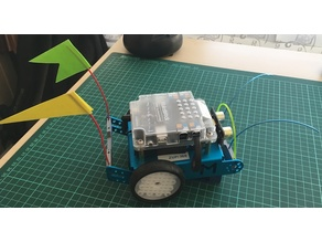 mBot modul for decoration