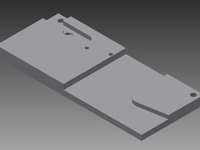 Fixture Plates for machining an AR15 80% lower receiver