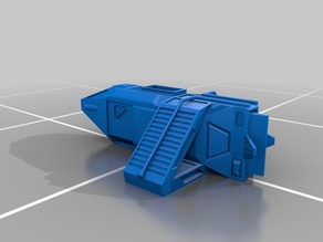 Freighter scout ship