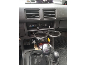 Cupholder Opel Frontera for Ashtray