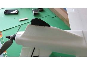X-UAV Mini Talon Plane Replacement Rear Skid