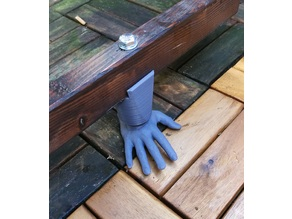 Table leg / hand - adjustable