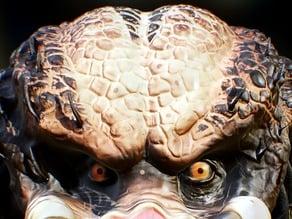 Articulated Predator Halloween Mask