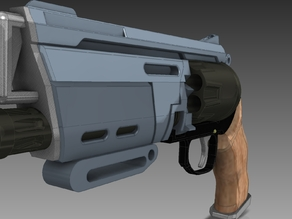 Destiny Game Mark 44 Pistol