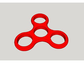 Spinner 3-arms