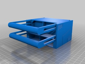 Sliding Storage Drawers - No supports