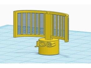 Monoprice Mini - Extruder Radar