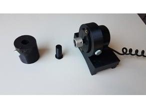 Newtonian Telescope adapters and bracket for JMI motor focuser