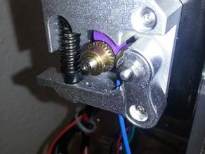 Sunhokey i3 Extruder Insert For Flex Filaments