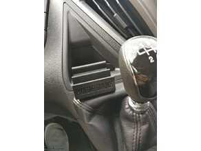 Ford Transit Phone Holder
