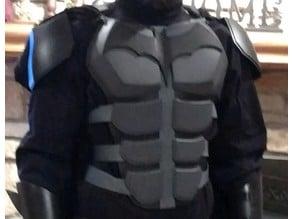 superhero body armor