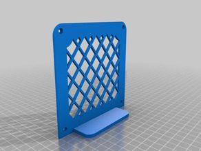 120mm Fan Stand/Grille