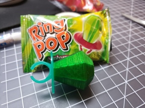 Ring Pop Secret Ring Holder