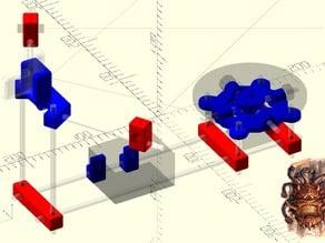 Ekobots - Beholder 3D Scanner.