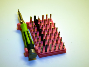 Hex Screwdriver Kit substitutional box
