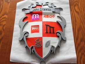 John Criswick Personal Crest