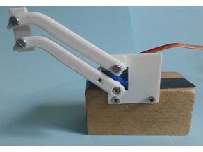 Robot lift prototype