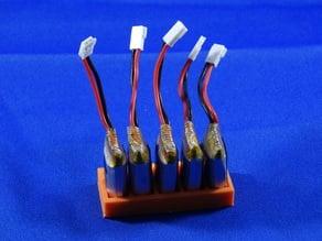 Battery holder for H8 Mini batteries