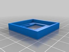 I2C 0.96 OLED Display Case Top