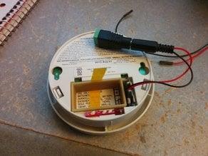 9 volt battery spacer