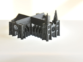 Mini Cathedral - With Openings!