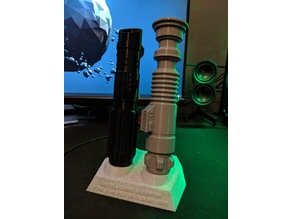 Single/Double Lightsaber Stand