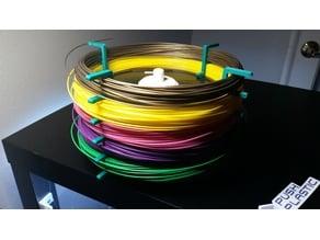 Sample filament holder