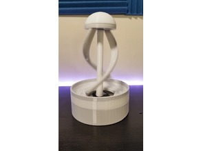 Desktop Spinning Water Fountain