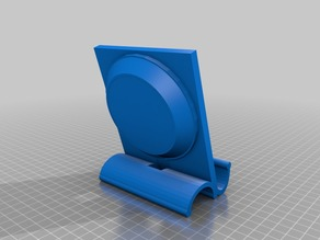 Samsung Galaxy 6 Induction Charger Stand V2