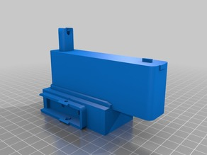 Well L96 (MB-01) to M4 magazine adapter