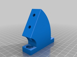 60* filament spool holder adaptor