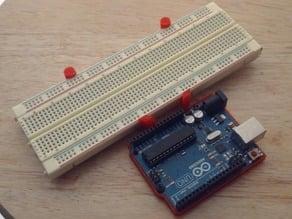 Arduino Big Breadboard Bumper