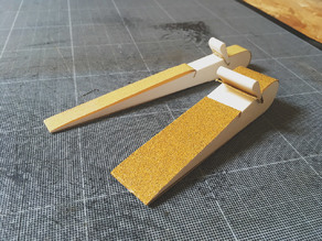 Parametric sanding block & wedge