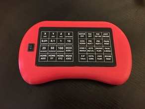 Bluetooth Wireless Editable Gcode Sender (Remote control for your 3D Printer)